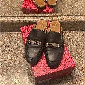 Tory Burch Amelia Backless Loafer size 9.5